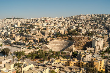 View at Amman