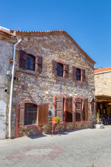 House of the Nobel laureate poet Giorgos Seferis in Urla, Turkey