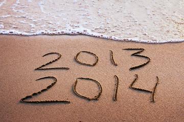 happy new year 2013 - 2014