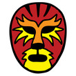 Tiger Wrestling Mask