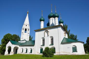 Ярославль, церковь Николы Рубленого