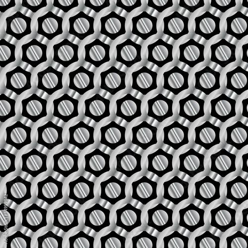 hintergrund muster aus metallkreisen schwarz weiss stockfotos und lizenzfreie vektoren auf. Black Bedroom Furniture Sets. Home Design Ideas