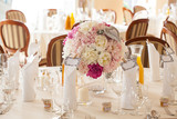 Mediterranean interior - wedding sets