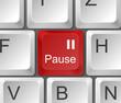 Tastatur Pause