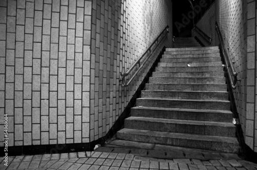 Subway Stairs