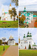 Churches in Chernigiv, Ukraine
