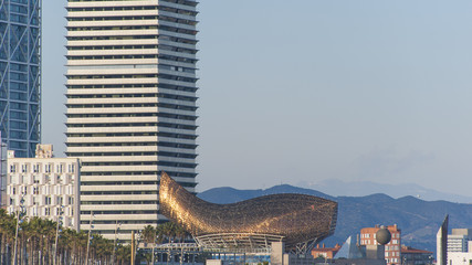 Barcelona, Detailansicht
