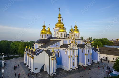 Foto op Plexiglas Kiev Ukrainian Orthodox Church of the diocese. Kiev