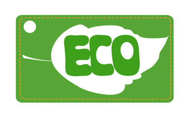 leaf eco label
