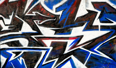 Abstract grafitti background