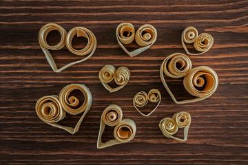9 Herzen