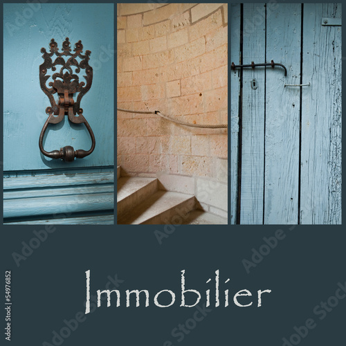 composition immobilier