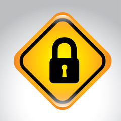 padlock signal