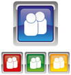 Gruppe Icon