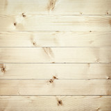 light wooden planks texture with branch