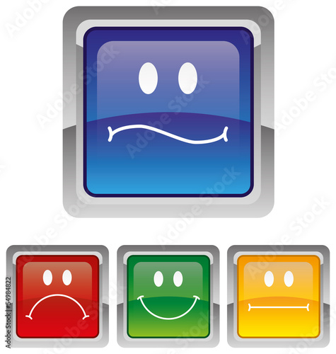 Smiley Icon-Set