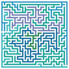 Labyrinth Pfad