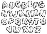 Image with alphabet theme 4