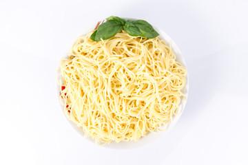 Terrina di spaghetti