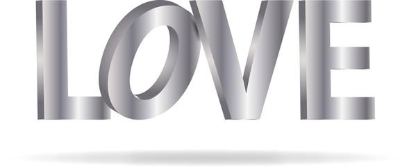 Love Liebe Silber Symbol Icon