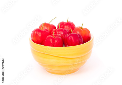 red acerola