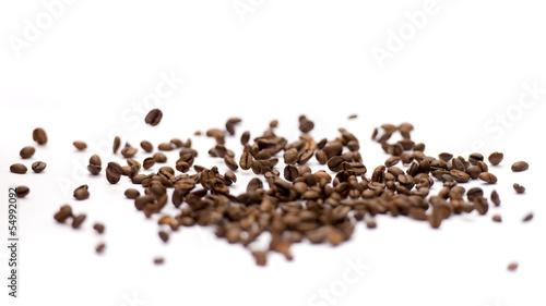 springende Kaffeebohnen