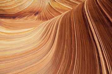 USA, Utah, Coyote Buttes, Welle