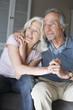 älteres Paar, Senioren