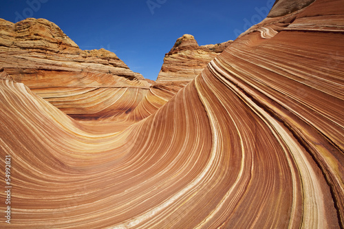 USA, Utah, North Coyote Buttes, The Wave