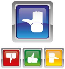 Bewertung, Wertung, Qualität, Auswahl Icon