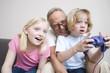 Großvater und Enkel, Video-Spiel