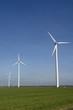 Deutschland, Windräder im Feld