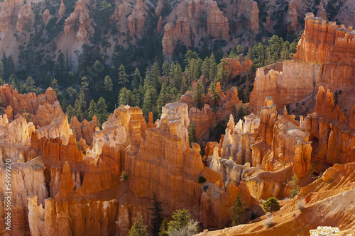 USA, Utah, Bryce Canyon National Park, Sonnenaufgang