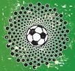 soccer / football illustration
