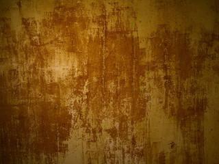 Grunge Hintergrund - Braune Steinwand