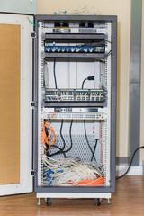 Large network hub