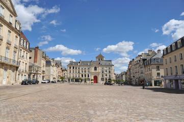 Place Saint Sauveur et ses hôtels particuliers, Caen