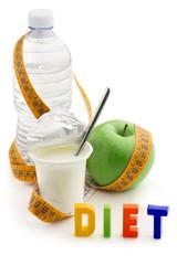 on a diet!