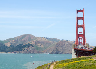 Golden Gate Bucht