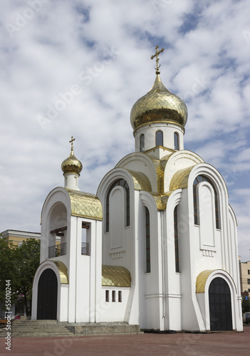 "Church of St. George and Our Lady ""Perishing"".  Russia"