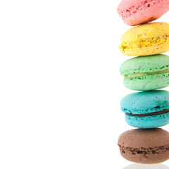 Cadre of macaroons