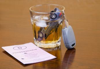 Führerscheinentzug wegen Trunkenheit