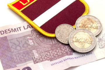 latvian money