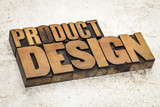 product  design in wood type