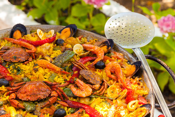 Prepared Paella