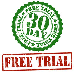 Free trial stamps