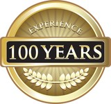 Hundred Years Experience Pure Gold Award