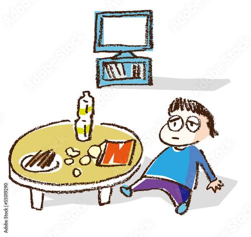 怠惰な生活 カンプ画像をダウンロード 類似作品を見る  Fotolia.comのロイヤリティフリ