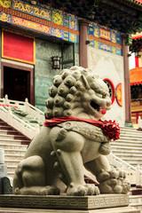 Guard of asian