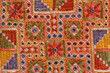 Rajasthani indian patchwork wall cloth